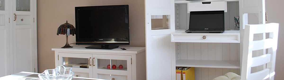 Szafki tv drewniane